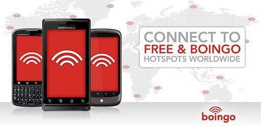 Boingo Wi-Finder pc screenshot