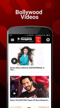 Bollywood Hungama APK screenshot 1