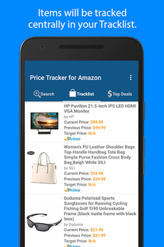 Price Tracker for Amazon APK screenshot 1
