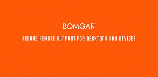 Bomgar for Samsung pc screenshot