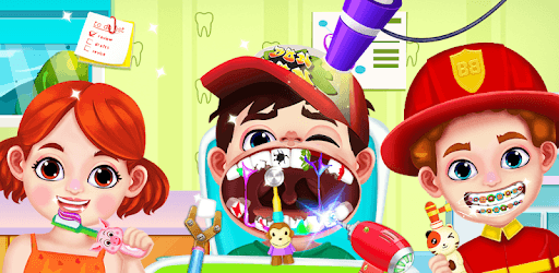 Crazy dentist games with surgery and braces pc screenshot