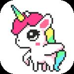 Pixel Art, Pixel Color by Number - Pixel Pop APK icon