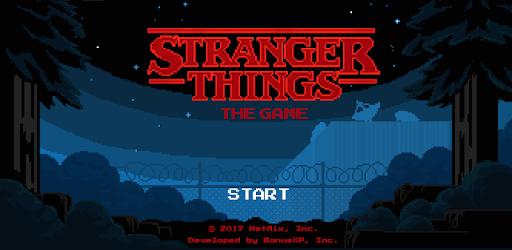 Stranger Things: The Game pc screenshot