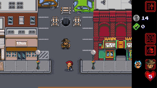 Stranger Things: The Game APK screenshot 1