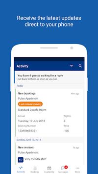 Pulse for Booking.com Partners APK screenshot 1