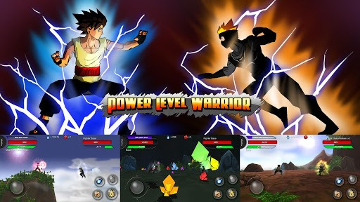 Power Level Warrior APK screenshot 1