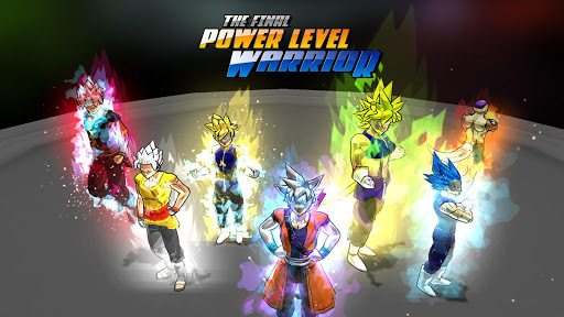 The Final Power Level Warrior (RPG) APK screenshot 1