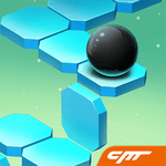 Dancing Ball World : Music Tap APK icon