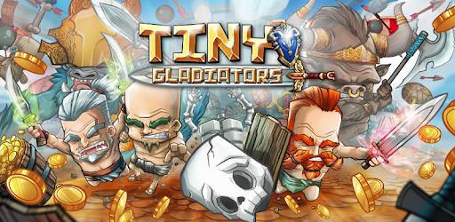 Tiny Gladiators - Fighting Tournament pc screenshot