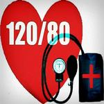 Blood Pressure Monitor Diary icon