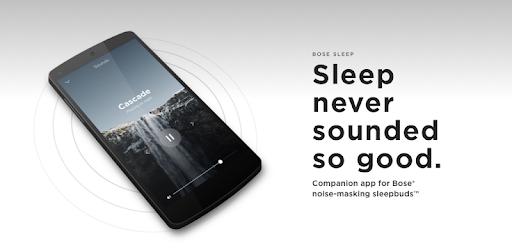 Bose® Sleep pc screenshot