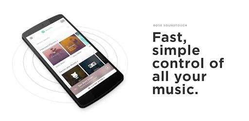 Bose SoundTouch pc screenshot
