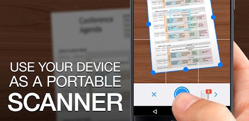 iScanner: Free Portable PDF Scanner App pc screenshot