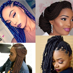 BRAID HAIRSTYLES 2018 icon