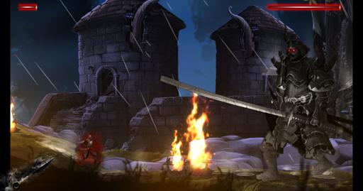 Dead Ninja Mortal Shadow 2 APK screenshot 1