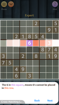 Sudoku APK screenshot 1