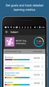 Brainscape Flashcards APK screenshot 1