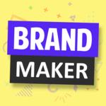 Brand Maker - Logo Maker, Graphic Design App icon