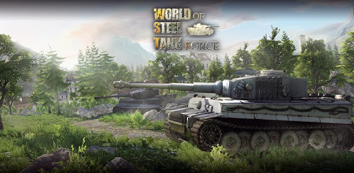 World Of Steel : Tank Force pc screenshot