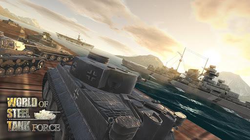 World Of Steel : Tank Force APK screenshot 1