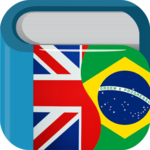 Portuguese English Dictionary & Translator Free icon