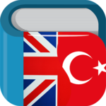 Turkish English Dictionary & Translator Free icon