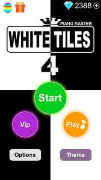 White Tiles 4 : Piano Master 2 APK screenshot 1