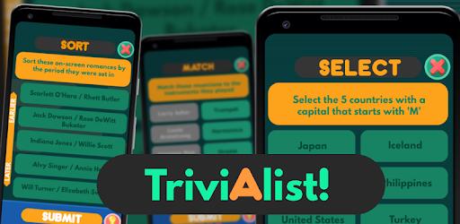 Trivialist —  Offline Christmas Trivia Quiz Game pc screenshot