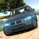 Offroad Mountain Car Driving Games icon