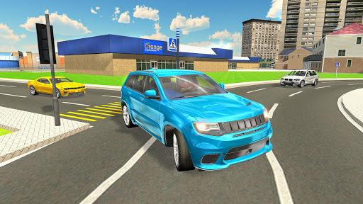 Offroad Mountain Car Driving Games APK screenshot 1