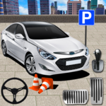 Advance Car Parking Game: Car Driver Simulator icon
