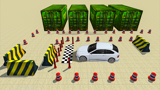 Advance Car Parking Game: Car Driver Simulator APK screenshot 1