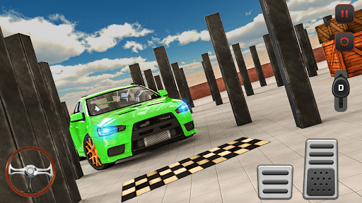 Car Parking Game 3D: Car Racing Free Games APK screenshot 1