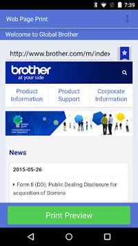 Brother iPrint&Scan APK screenshot 1