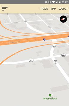 GPS Trace Client 3 APK screenshot 1