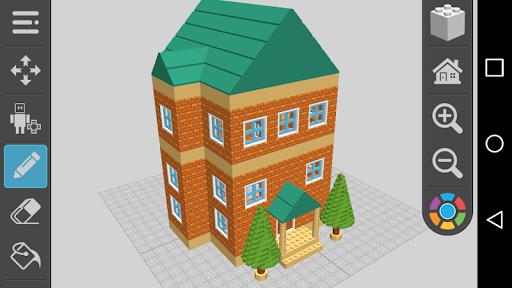 Draw Bricks APK screenshot 1