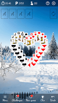 Solitaire Free APK screenshot 1