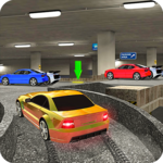 Street Car Parking 3D icon