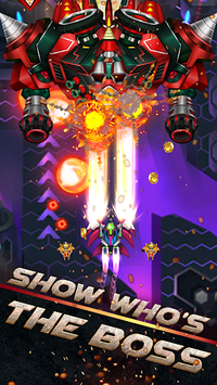 AFC - Space Shooter APK screenshot 1