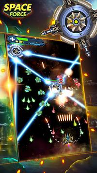 Space Force: Alien war APK screenshot 1
