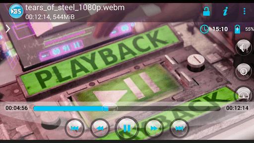BSPlayer FREE APK screenshot 1