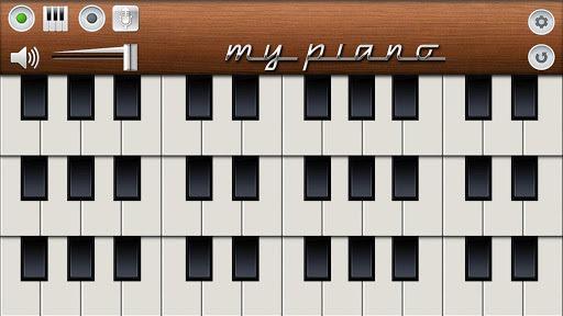 My Piano APK screenshot 1