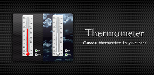Thermometer pc screenshot