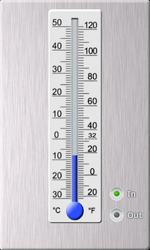 Thermometer APK screenshot 1