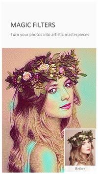 Toolwiz Photos - Pro Editor APK screenshot 1