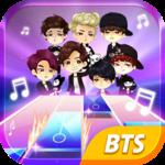Magic Piano Tiles BTS - New Songs 2018 APK icon