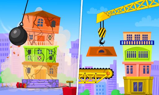 Builder Game APK screenshot 1
