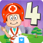 Doctor Kids 4 for pc icon