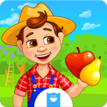 Garden Game for Kids for pc icon