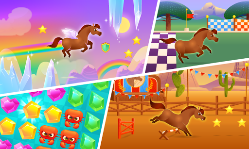 Pixie the Pony - My Virtual Pet APK screenshot 1